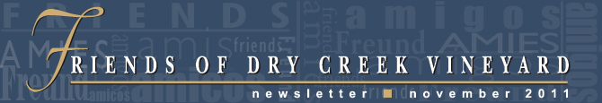 Friends od Dry Creek Newsletter