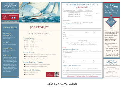 Click here to join our wine club!